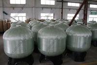 FRP tank&frp sand filter&carbon filter tank