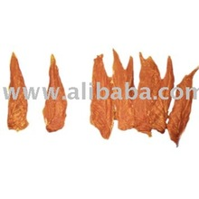 Dried Chicken Jerky Strips