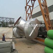 chimenea de acero para la tapa de la industria