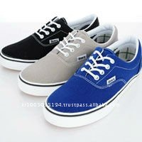 ssd0136 mans canvas laces sneakers