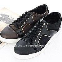 ssd0199 mans wool blend oxford sneakers