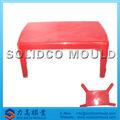 plástico garoto cadeira e mesa de molde
