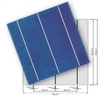 China made high efficiency polycrystalline silicon solar cell price cheap fast safe shipping