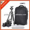 new fashion trolley travel bag on wheel/camera trolley travel luggage bag