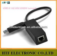 OEM 10/100/1000M RJ45 port plastic case Full duplex external Black Gigabit USB generic Network sim card wifi adapter