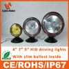 SUV 12V 35W hid spot lights auto lighting 4x4 roof light