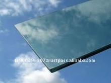 2250*3210 mm 6 mm thickness AGC brand Stopsol Dark Blue Glass