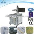 Baixo preço da fibra acrílica 10w/resina epóxi laser máquina da marcação
