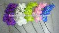 artificiales flores de las orquídeas de un solo