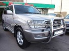 High Quality 2005 Silver Color Used Land Cruiser