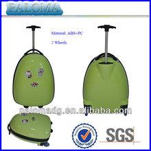 2013 Hot Sale Kids Trolley Hard Case Luggage /Cool Boy Kids Trolley Bag