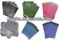 Multi-color custom poly mailer&self sealing courier bag
