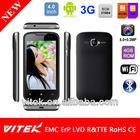 New arrival 4inch dual core android china mobile phone