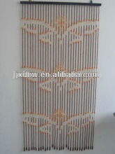 Butterfly Sliding Bead Lux Curtain Design Wooden Beads