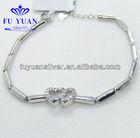 silver fashion bracelets 2013 teen girls new fashion bracelets 2013 fashion silver ebay bracelets, FYB0509