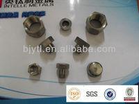 cnc titanium parts for racing car, ship, truck