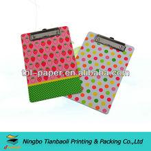 Clipboard binder