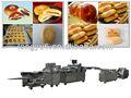 automático de pão de sanduíche que faz a máquina
