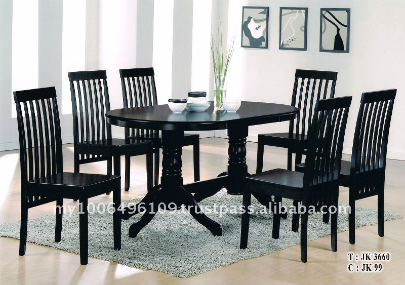 Dining Table & Chairs,Dining Sets,Wooden Dining Sets Photo