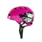 Graphic design skateboard skating helmet Koston AC203-1