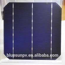2013 China hot sell TUV certificate 156mm polycyrstalline triple junction solar cell