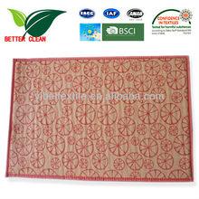 microfiber artificial flower mat