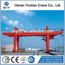 U Model Double Girder Gantry Crane, Mobile Telescopic Crane