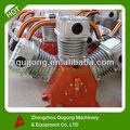 Qugong 7.5kw industriales de alta calidad de pistón compresor de aire del cilindro la cabeza