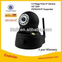 Indoor IR Cameras 4 channel H.264 Security IP DVR CCTV Surveillance System