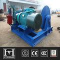 Jm série cabo elétrico winch(used para o guindaste, ponte, e a instalação da indústria