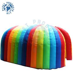 Multicolor Inflatable Garden Tent(PLT30-002)