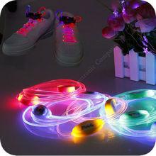 Latest Hot Sale Novelty Glow In Dark Shoelace
