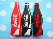 cola PVC usb flash drive/coca usb flash memory