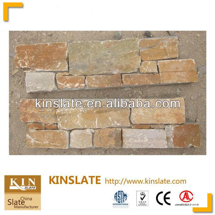 Elementos innovadores oriental oro chino natural piedra de - Panel de piedra natural ...