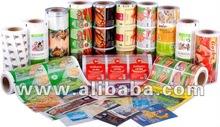 Films for packaging of food - Vacuum packaging