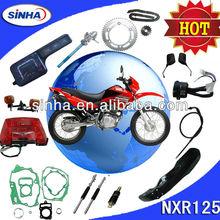 NXR125 NXR150 Bros motorcycle parts