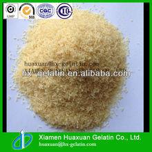 China Food Grade 220 Bloom Gelatin for ice cream