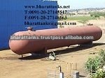horizontal 100 cbm LPG storage tanks oil&gas plant