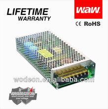 120w Single output smps S-120 5v 12v 24v 48v smps