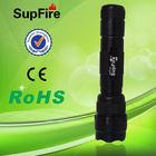 SupFire M5 mini aluminum led flashlight working long hours