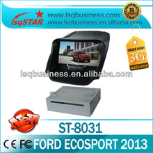 Radio navigation for Ford Ecosport with gps navigation bluetooth free map