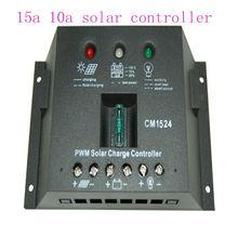 15a 10a 24 v 12 v solar charger