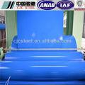 Ppgi / prepintado acero galvanizado JIS G3002 / del color / 0.14 - 1.0 / 600 mm - 1250 mm / Zinc 40 ~ 100 g / m2
