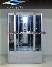 Home Design China Factory New Product Sauna Shower Combination