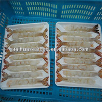 best seafood and raw shrimp cooked prawn