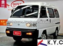GM Deawoo Damas 2 Libig Korea Used car 6-7252596