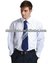 100% chinês de algodão e tecidos de algodão têxtil para a camisa do homem