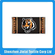 100% cotton Bengals Beach Bath Towel for promotion