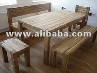 Solid Wood Garden Furniture Oak Beech Acacia