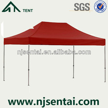 3x4.5M Hot Sale100% PVC Pipe Gazebo/Pop Up Roof Top Tent/Party Tent Wedding Tents